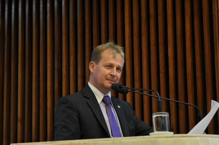 Deputado Elton Welter (PT).