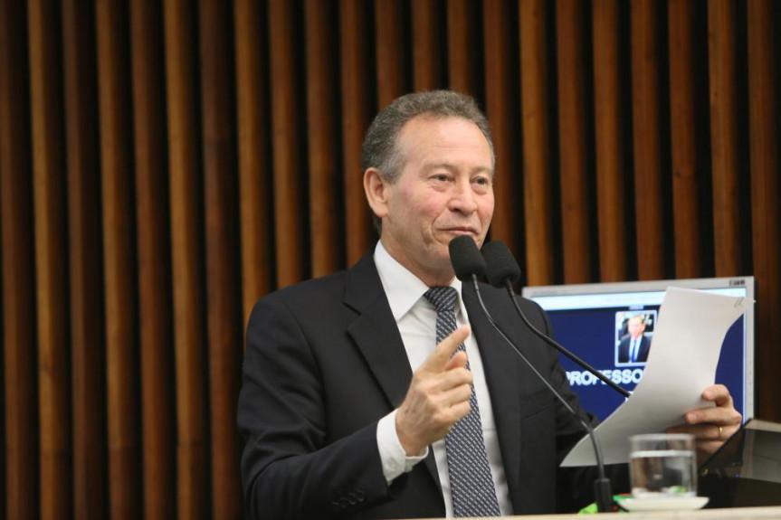 Proposta do deputado Professor Lemos (PT) tem como objetivo a geração de renda aos trabalhadores catadores de material descartável de todo o estado.