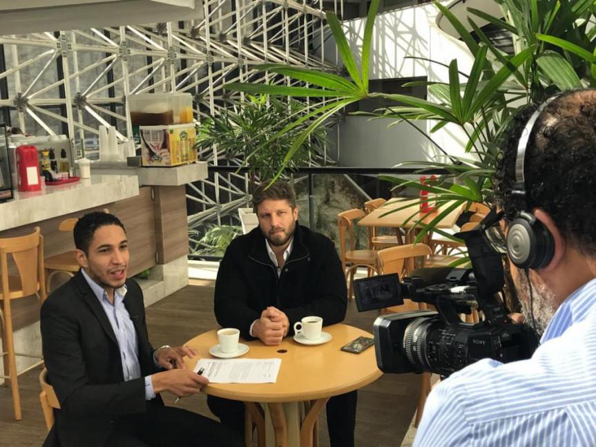 O deputado Requião Filho (MDB) é o entrevistado desta terça-feira (11) do programa Café com Política.