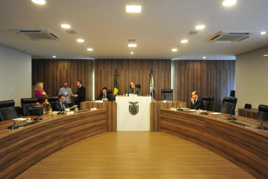 Reunião da Comissão de Saúde Pública.