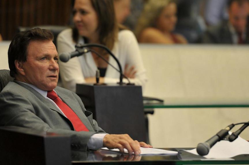 Deputado Mauro Moraes (PSDB).