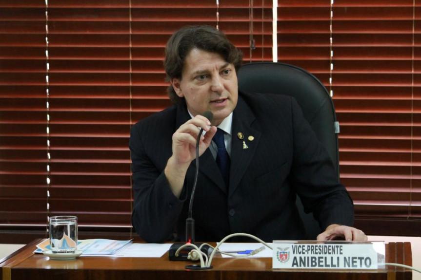 Deputado Anibelli Neto (MDB) presidiu os trabalhos da Comissão de Turismo nesta terça-feira (10).