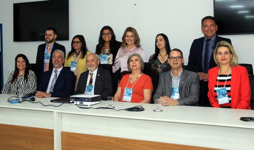 Francis Fontoura, coordenadora Administrativa da Escola do Legislativo, passa a integrar a nova diretoria da Abel e ficará responsável pela regional Sul