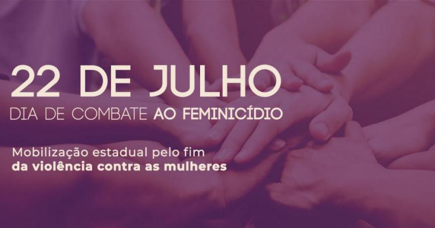 De acordo com a Secretaria de Segurança Pública e da Administração Penitenciária do Estado (SESP-PR) em 2017 foram registrados 41 feminicídios e, em 2018, ocorreram 61 casos no Paraná.