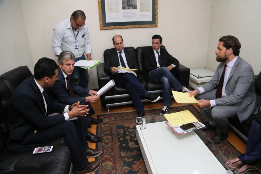 Reunião da Comissão de Direitos Humanos e Cidadania.