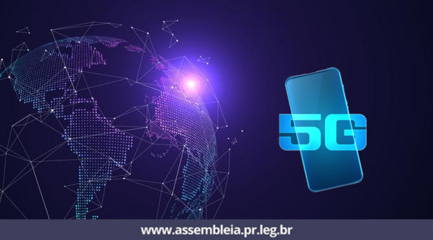 Audiência pública que irá discutir a implantação do 5G no Paraná terá transmissão ao vivo pela TV Assembleia, site e redes sociais na quarta-feira (29) a partir das 14 horas.