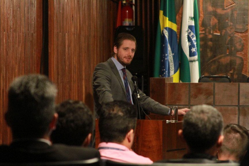 Escola do Legislativo da Assembleia Legislativa promove debate sobre as mudanças nas regras da Previdência Social.
