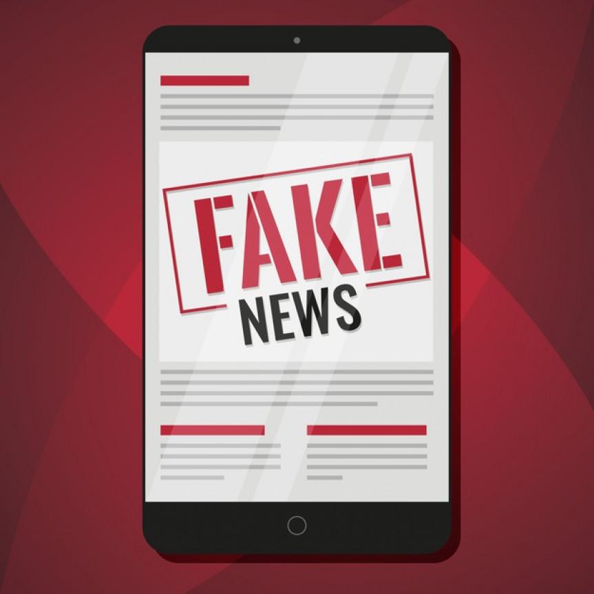 Audiência debate o combate às fake news nas eleições.