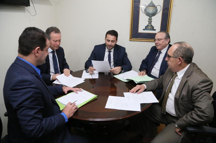 Reunião da Comissão de Indústria, Comércio, Emprego e Renda.
