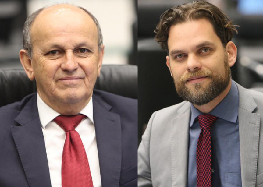 Deputados Dr. Batista e Goura promovem debate sobre o uso da cannabis medicinal aos pacientes do SUS no Paraná
