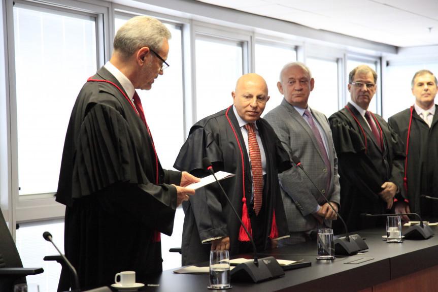 Posse do procurador-geral de Justiça Gilberto Giacoia.