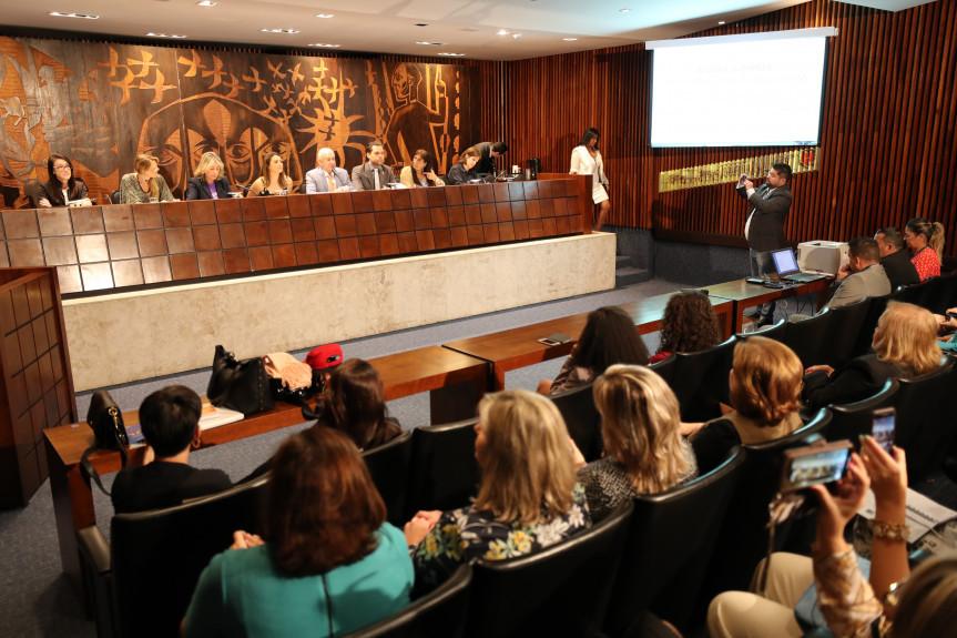 Audiência pública debateu a arquitetura e o desenvolvimento das cidades como meio de inclusão das mulheres.