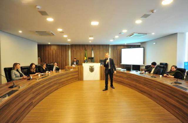 Parlamento Universitário. / Foto: Pedro de Oliveira/ALEP