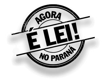 Agora é lei no Paraná
