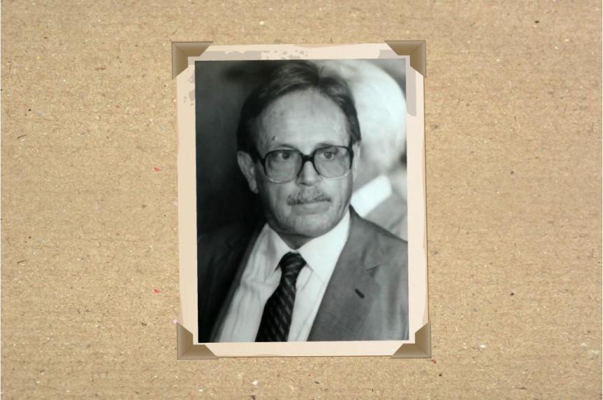 Ex-deputado Walter Pecoits.