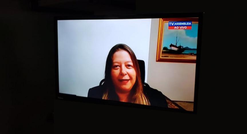 Melissa Folmann falou sobre diversos assuntos que ainda geram dúvidas no regime previdenciário estadual.