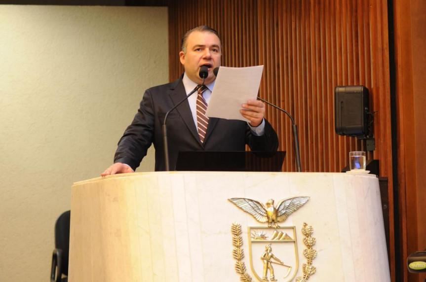 Deputado Ney Leprevost (PSD).