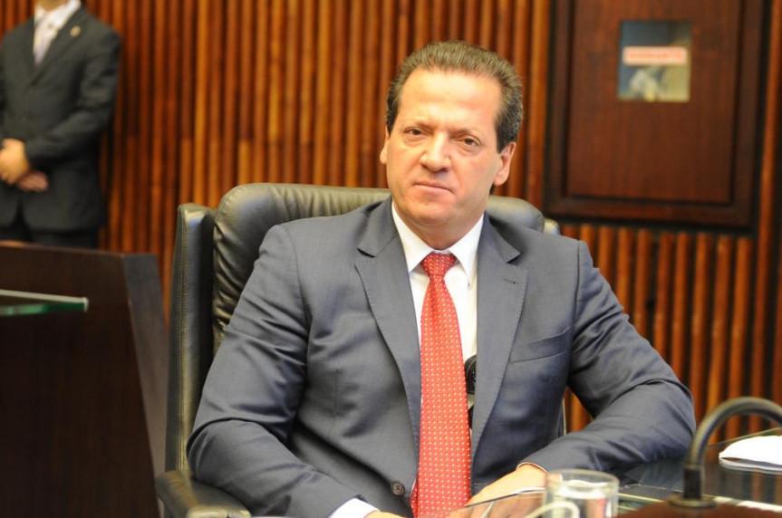 Deputado Gilberto Ribeiro (PRB)