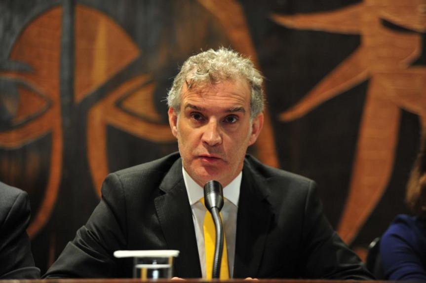 O secretário de Estado da Comunicação Social e Cultura, Hudson José, participou da audiência pública.