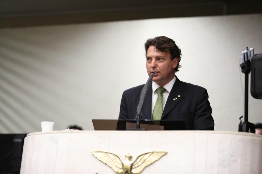 Deputado Anibelli Neto (MDB), coordenador da Frente Parlamentar em Defesa da Regularização Fundiária.