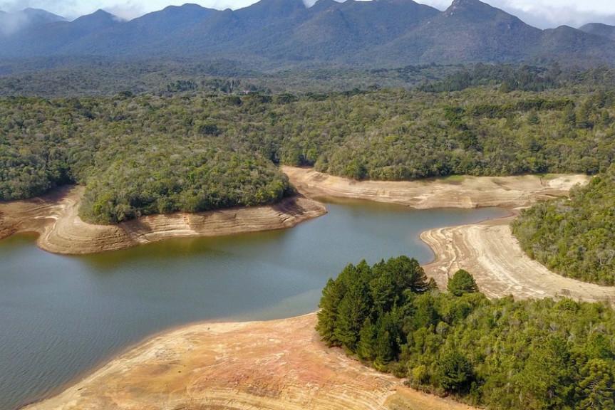 A emergência hídrica no estado estará em debate na quarta-feira (9) na Assembleia Legislativa do Paraná.
