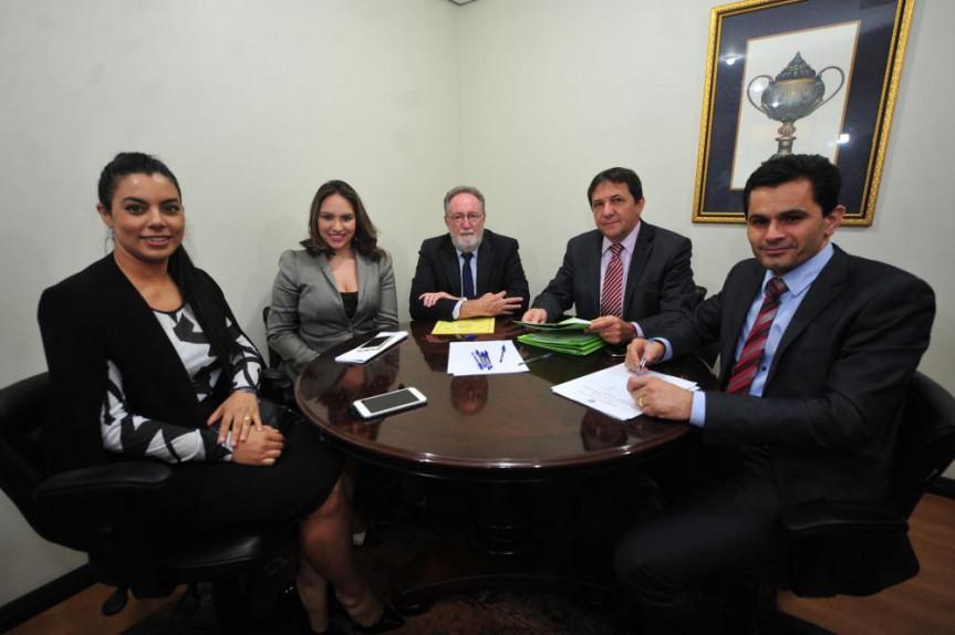 Reunião da Comissão de Turismo 06/12/2016.