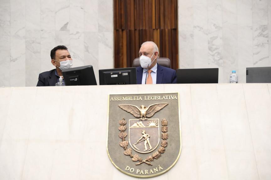 O deputado estadual amazonense Tony Medeiros (PSD-AM) esteve na Assembleia Legislativa do Paraná na busca por soluções para questões ambientais.