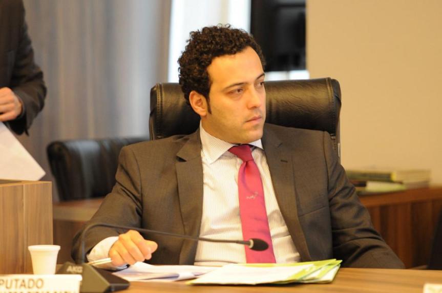 Deputado Bernardo Carli (PSDB).