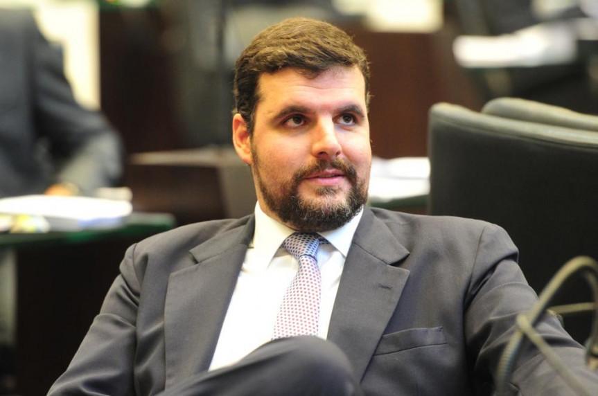 Deputado Pedro Lupion (DEM).