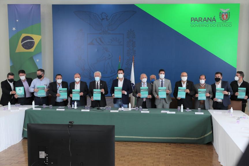Recursos devolvidos pela Assembleia Legislativa ao Executivo garantem a realização da segunda edição do programa Paraná Mais Cidades.