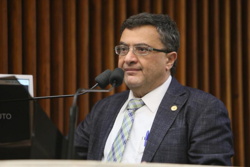 Deputado Michele Caputo (PSDB).