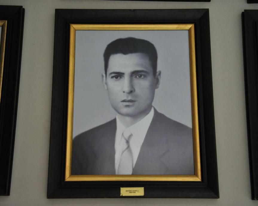 Ex-presidente da Alep, Antônio Annibelli.