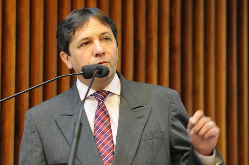 Deputado Chico Brasileiro (PSD).
