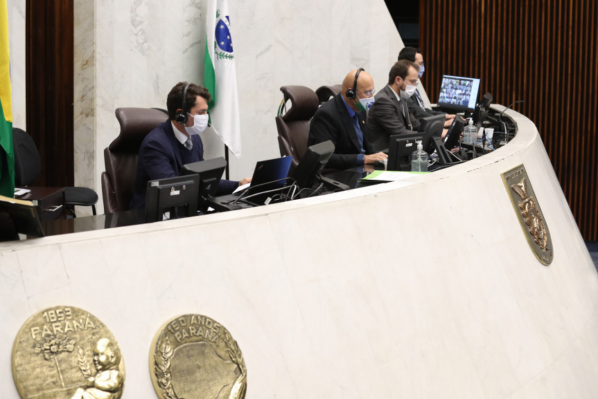 Mais 15 municípios têm o estado de calamidade pública aprovado pela Assembleia Legislativa do Paraná.