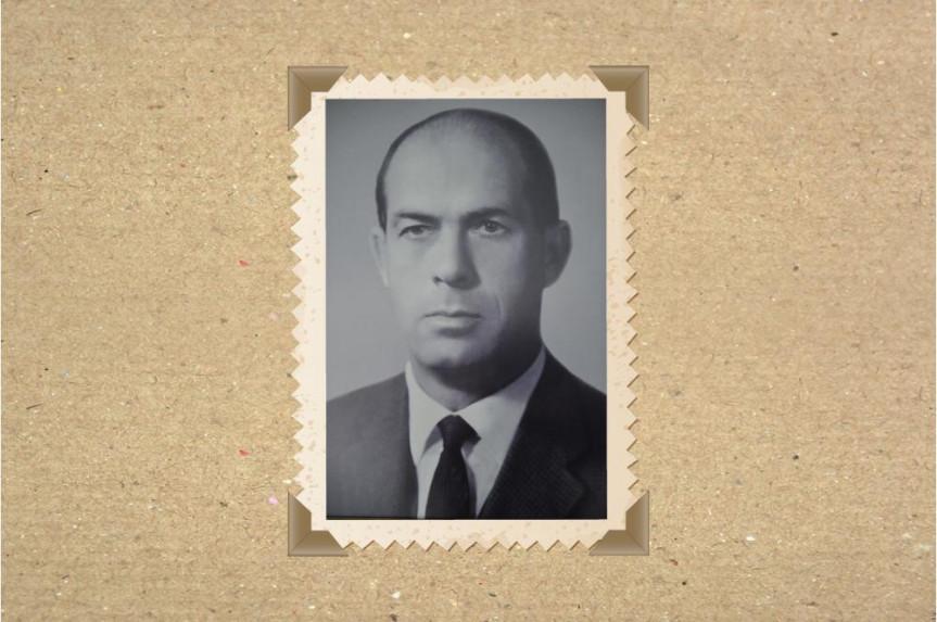 Agostinho José Rodrigues.