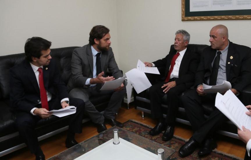 Reunião da Comissão do Mercosul e Assuntos Internacionais
