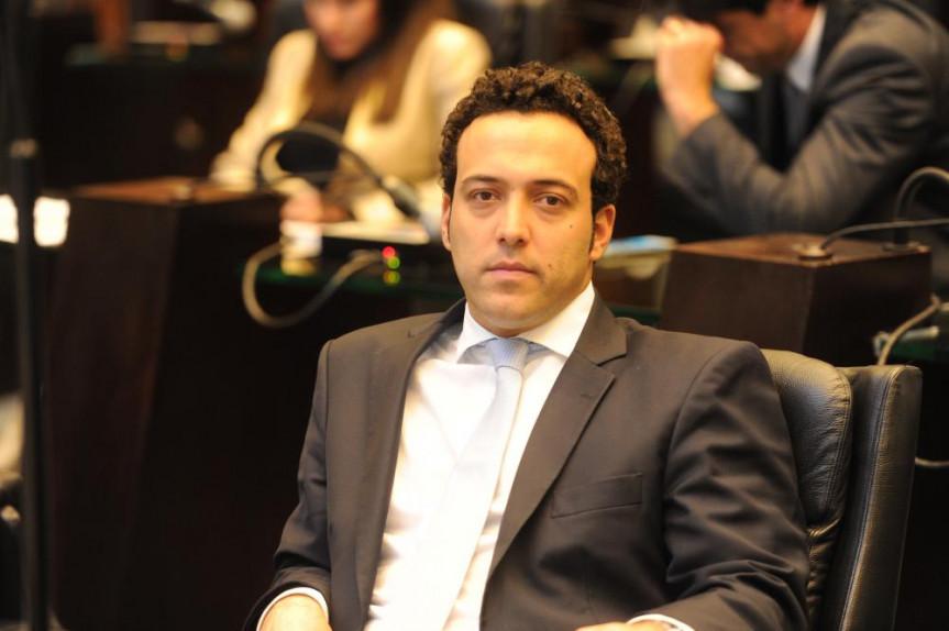 Deputado Bernardo Ribas Carli (PSDB).