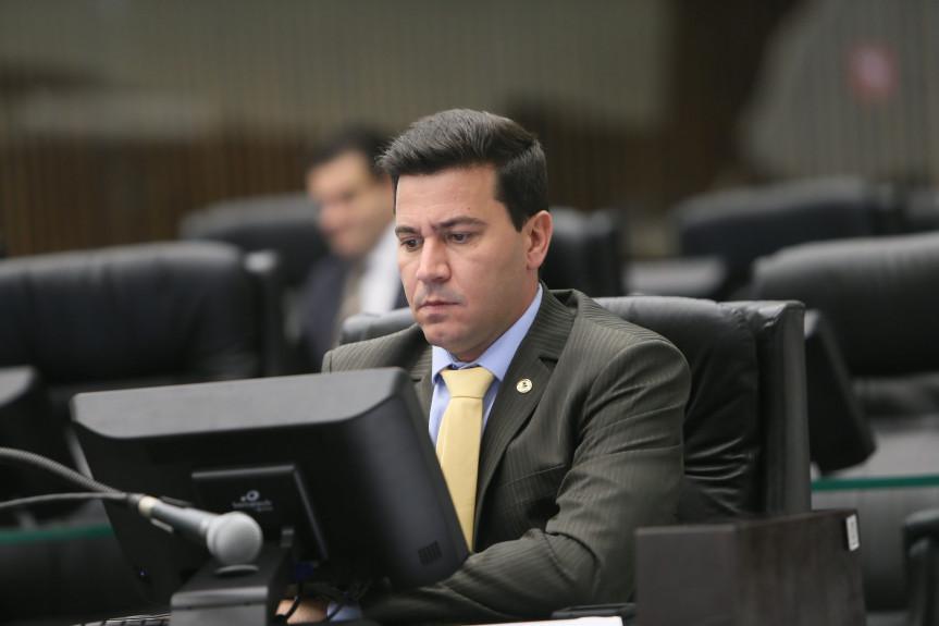 Deputado Arilson Chiorato (PT), coordenador da Frente Parlamentar sobre o Pedágio, da Assembleia Legislativa do Paraná.