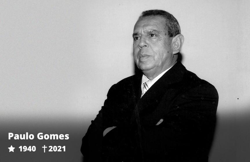 Paulo Gomes, servidor da Assembleia Legislativa, falaceu de Covid-19 aos 81 anos.