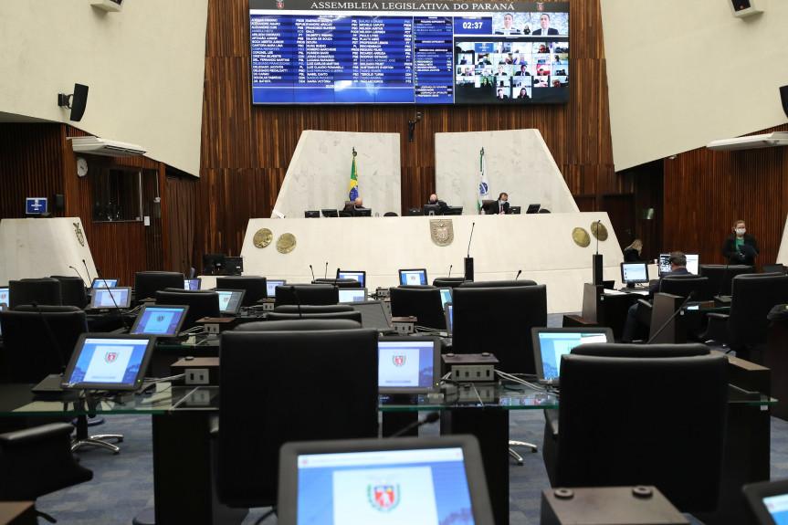 Projetos aprovados na Assembleia Legislativa repassam recursos ao Fundo Estadual da Saúde pelo Tribunal de Justiça e Ministério Público para o enfrentamento à covid-19.
