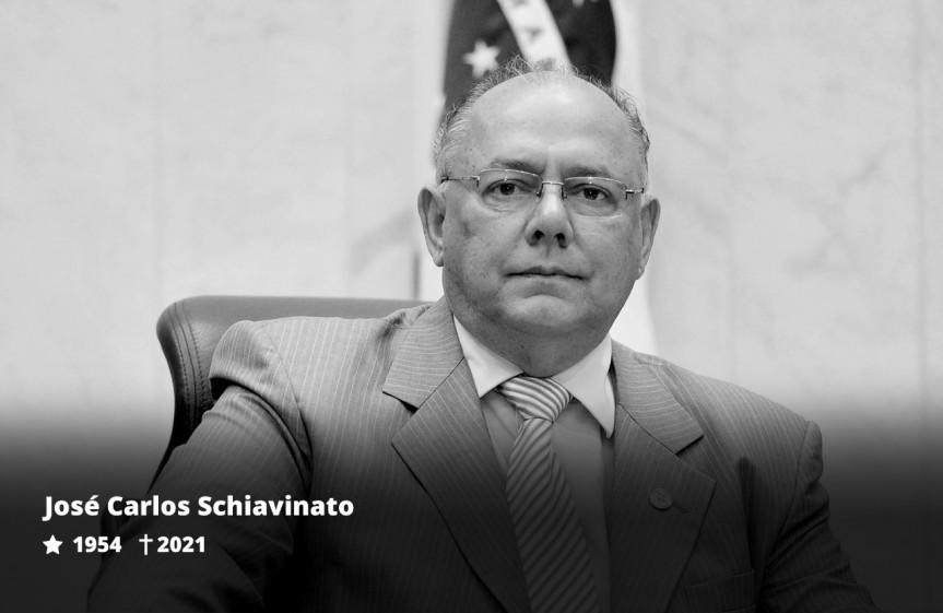 Deputado federal José Carlos Schiavinato morreu vítima da Covid-19.