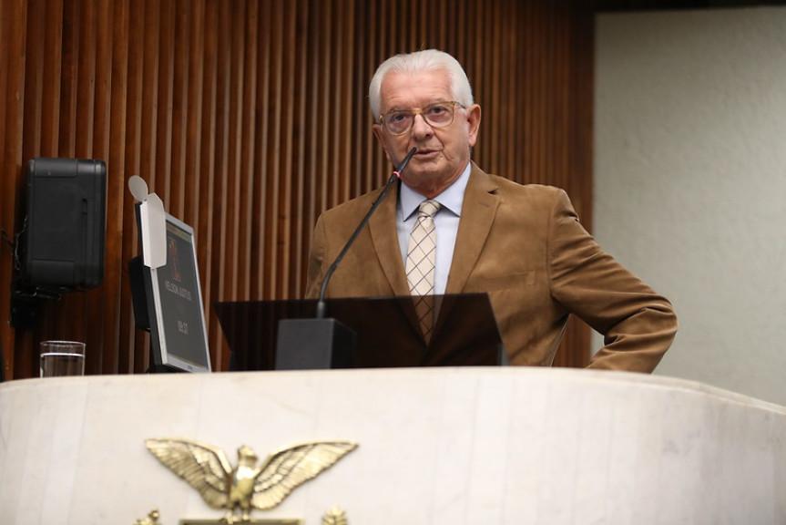 Deputado Nelson Justus (DEM) será o presidente da Comissão Especial da PEC da Ponta de Guaratuba.