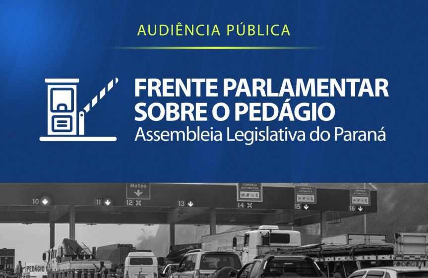 Moradores, sociedade civil organizada e entidades de classe das cidades da Lapa e São Mateus do Sul serão ouvidos sobre novo modelo de concessão das rodovias no Paraná.