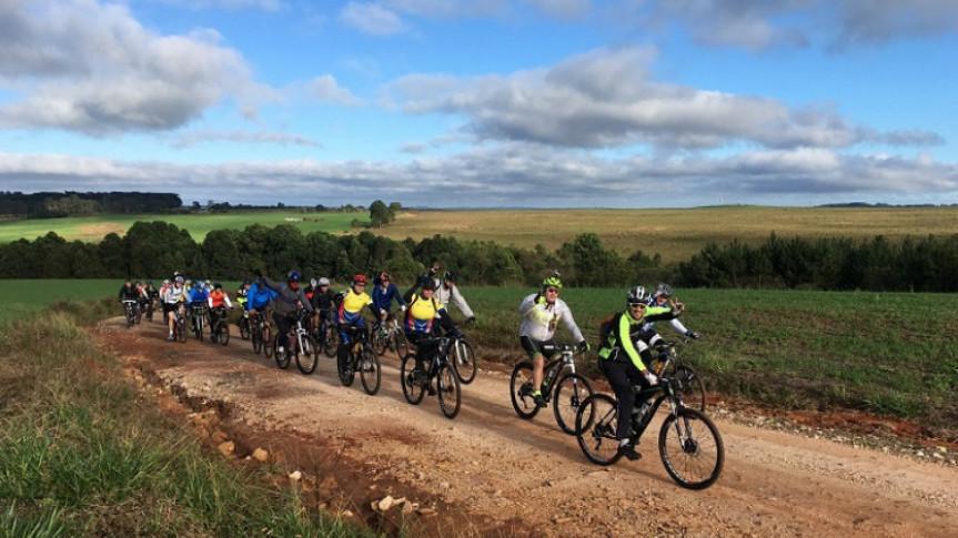 Com a nova lei, o incentivo ao uso da bicicleta e ao turismo ecológico passa a beneficiar 22 cidades da região