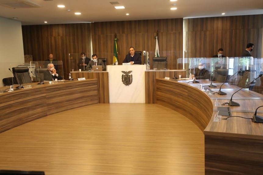 Comissão Especial ouviu suspeitos de terem furado fila da vacinação em Rio Branco do Sul.
