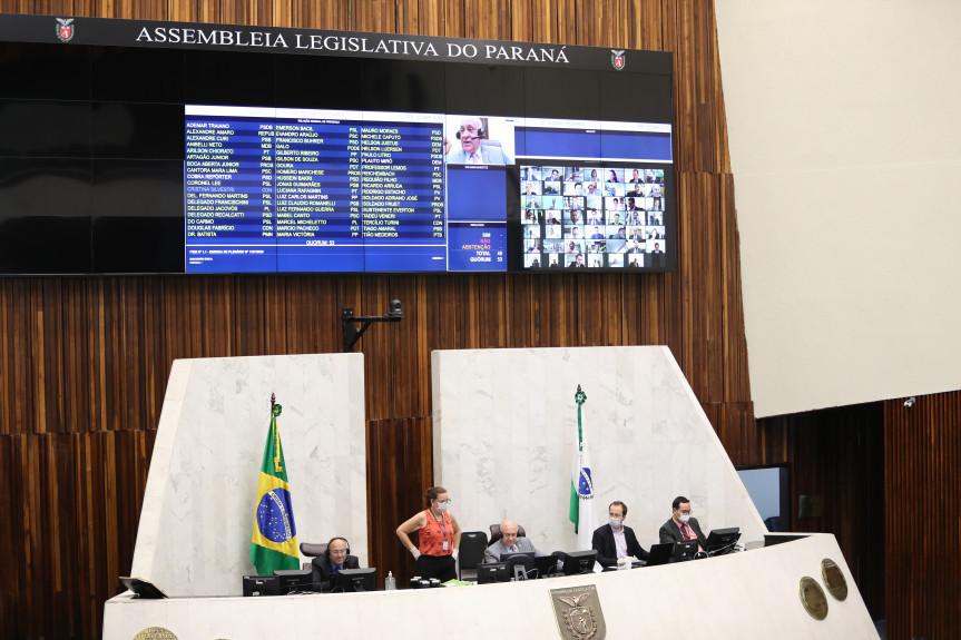 Projeto apoiado por todos os deputados que respalda o Executivo na operacionalização das ações necessárias ao enfrentamento das doenças foi aprovado na sessão desta terça-feira (31).