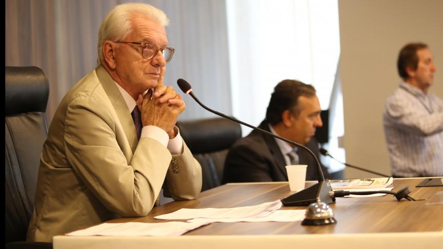 Deputado Nelson Justus (DEM).