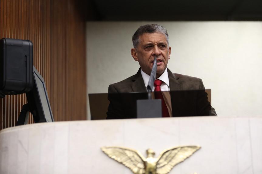 Deputado Galo (PODE), presidente da Comissão de Defesa dos Direitos da Juventude.