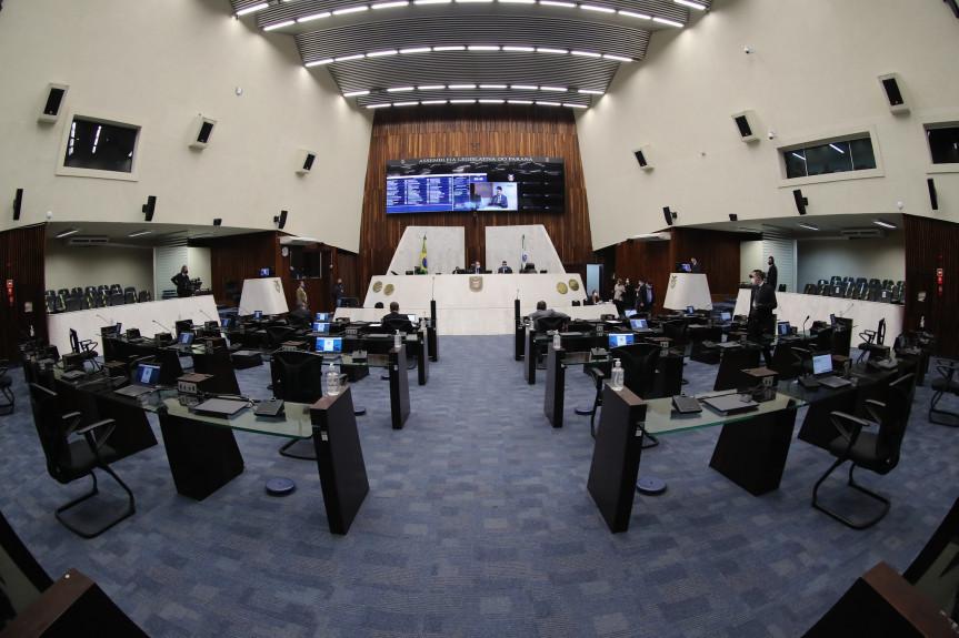 Deputados tem o prazo de três sessões plenárias para apresentar emendas à proposta do Poder Executivo que cria a Polícia Penal no estado.