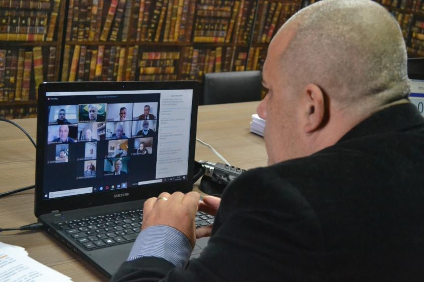 Comissão de Turismo da Assembleia Legislativa realizou audiência pública virtual para debater as dificuldades do setor no Paraná em período de pandemia.